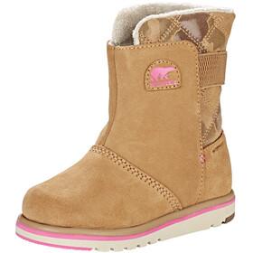 Sorel Kids Rylee Boots Elk/Pink Ice